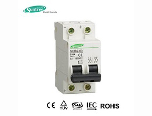 SCB2 Polarity DC Circuit Breaker