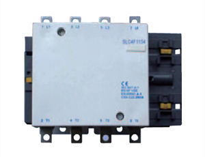 SLC4-F Series 4 Pole AC contactor